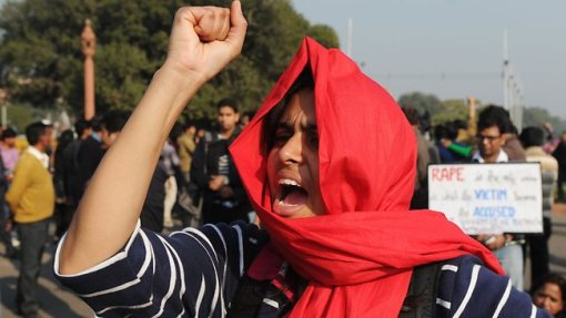 Delhi Rape Victim Protest II