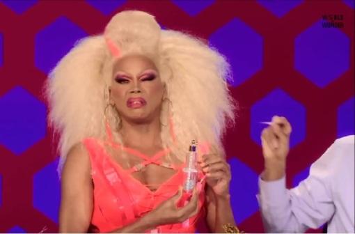 RuPaul RuPaul's Drag Race Perfume Commercial Challenge