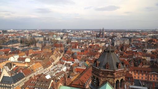 Europe Urban Landscape Cityscape