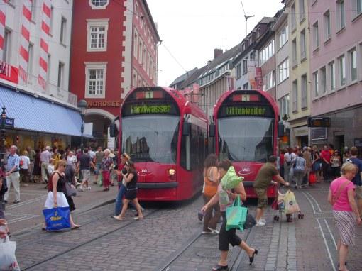Europe Walkability