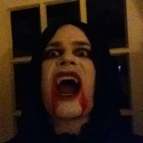 Brandon - Halloween 2013 II
