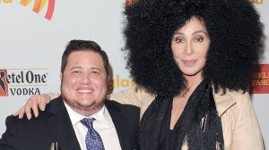 Chaz Bono Cher