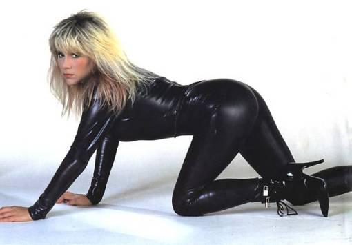 Samantha Fox - Leather