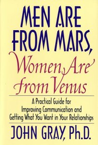 John Gray Women Venus Men Mars