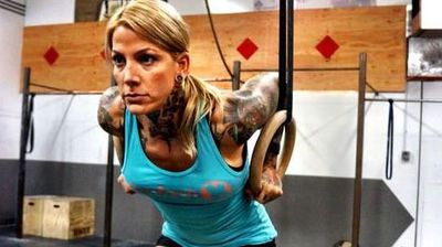 Chloie Jonsson Transgender Woman Athlete II