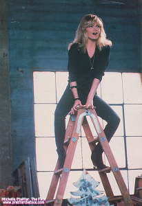 Michelle Pfeiffer Grease II Cool Rider
