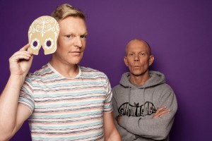 Erasure - Violet Flame (Photo Shoot)