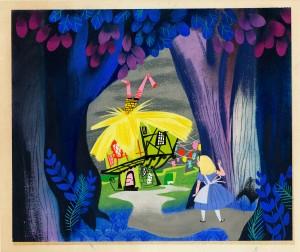 Mary Blair - Alice in Wonderland II