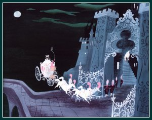 Mary Blair - Cinderella V