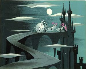 Mary Blair - Cinderella