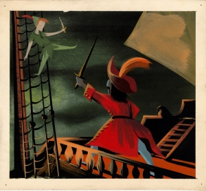 Mary Blair - Peter Pan III