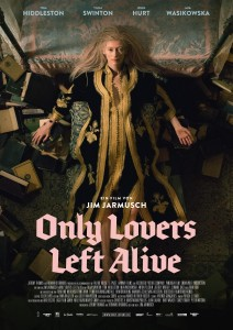 Only Lovers Left Alive - Poster
